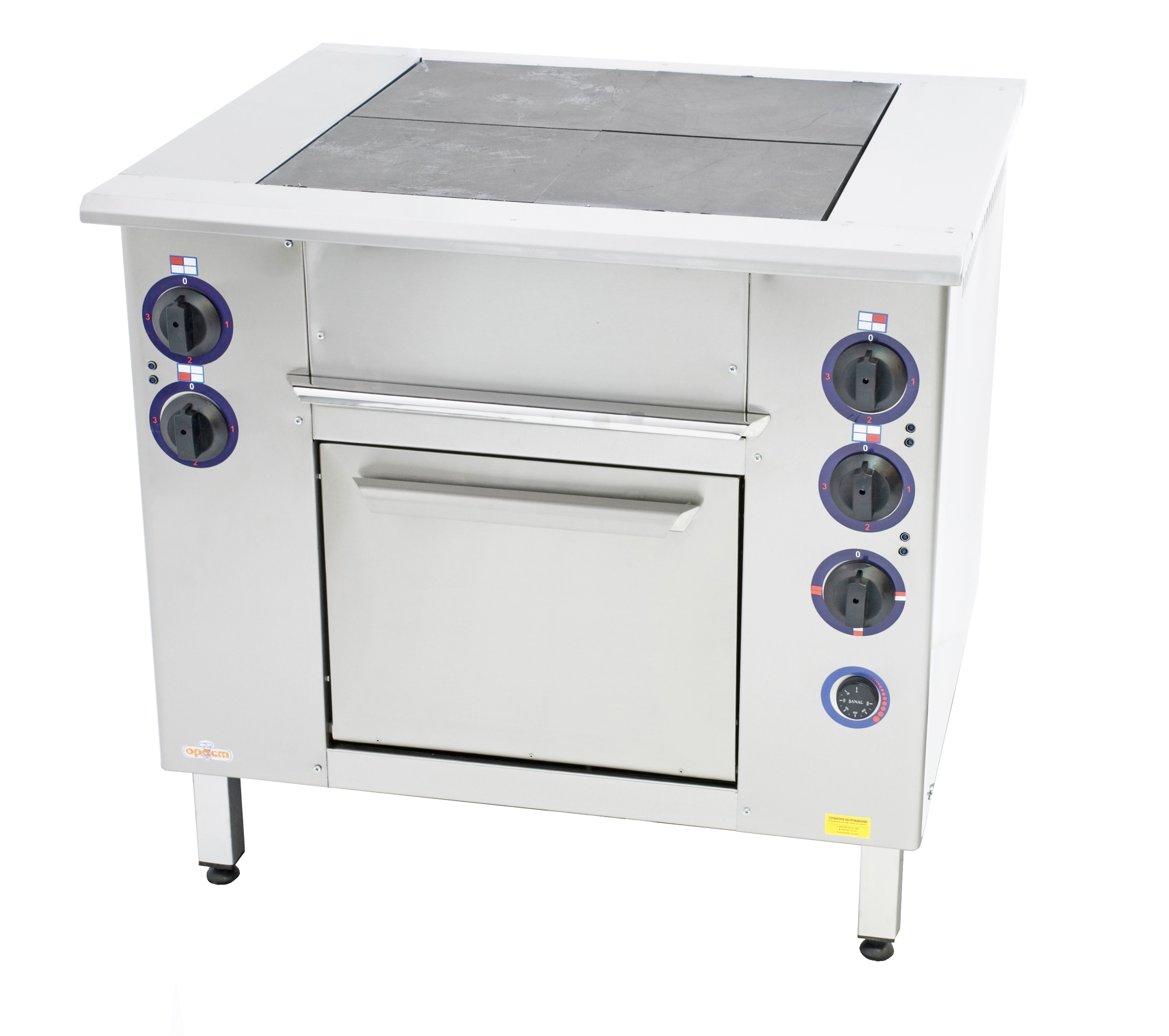 electric cookers Orest ПЭ 4 Ш (0,36)