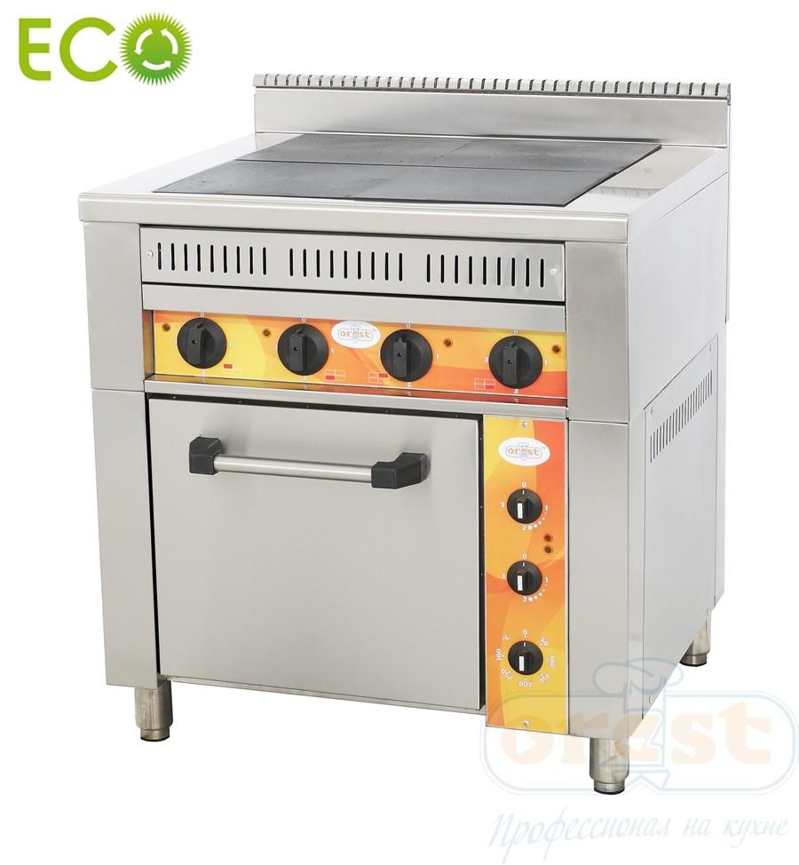 Электрическая плита Orest ПЭ 4 Ш (0,36) 700 Эко