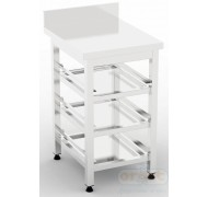 Bartender station (coctail station)  Table for baskets of dishwasher BM-3