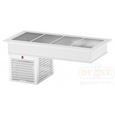 2.Cooling sales counters  CD-4GN1/1(built-in)