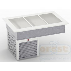 2.Cooling sales counters  CD-3GN1/1(built-in)