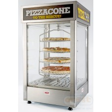 Hot display case for pizza  HDCP (m) pizza