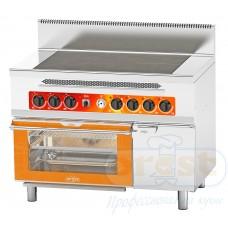 Плита электрическая промышленная  CES(c)-6-OG(HD)