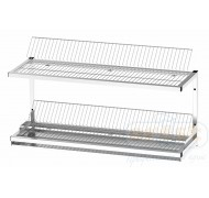 Wall mounted stainless steel shelve  WSID-2
