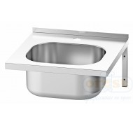 Stainless steel furniture  Hand washing sink (wall mounted)