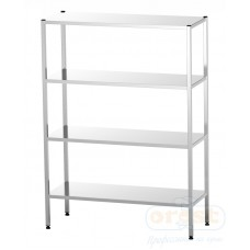 Stainless steel rack  serie N