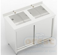 Стол-тумба Orest CSL-2.1-С2S