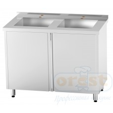Tables with doors and/or drawers Orest CSW-2.1-C2S
