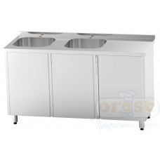 Tables with doors and/or drawers Orest CSW-3.1-С2SP