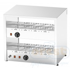 Heating display-cases for burgers  VTB-0.8