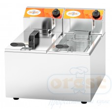 Deep fryer Orest FE 2x5