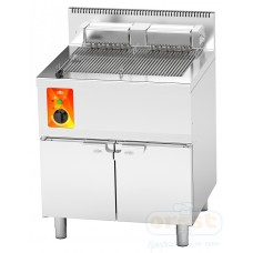 Vapogrill  GV-0.8 (HD) with doors