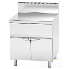 Cooking line Orest 700  neutral work surface NU-HL-0.8(700) HD